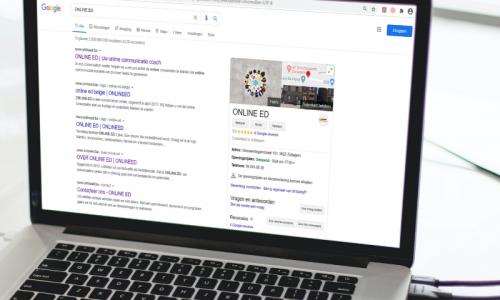 Onderschat de kracht van Google My Business niet